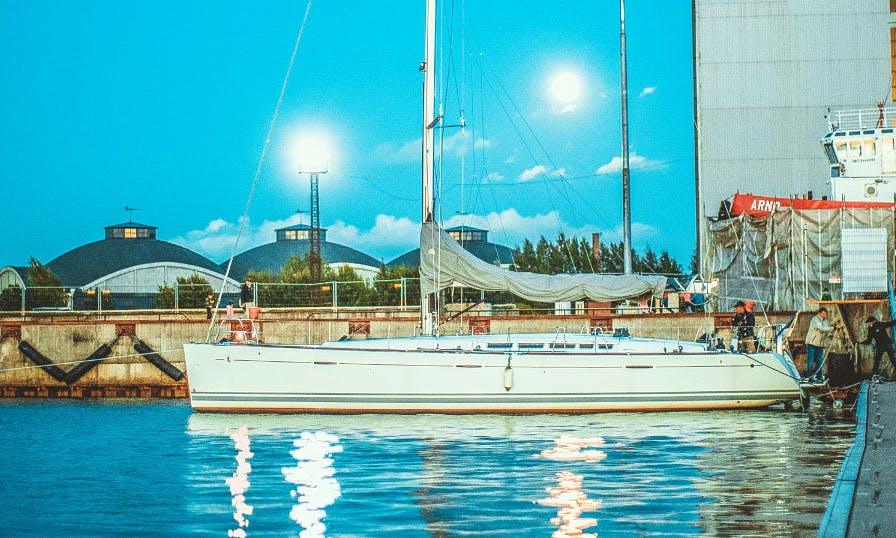 Beneteau First 50 Cruising Monohull Charter in Estonia