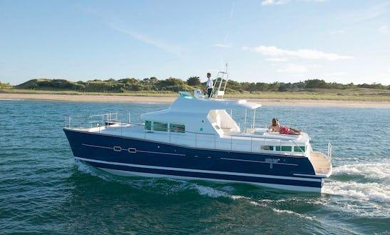 43ft Lagoon Power Catamaran Rental In Nuevo Vallarta