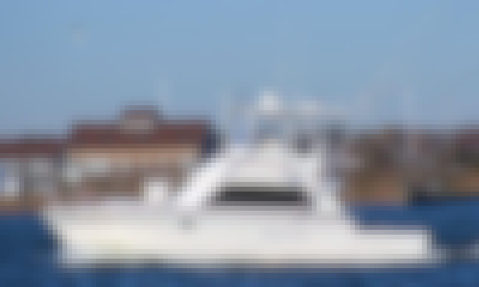 Charter 38' Bertram Motor Yacht In Manasquan, New Jersey