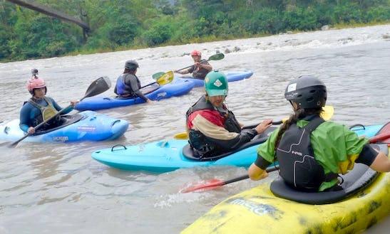 Kayak Trips In Quito, Ecuador