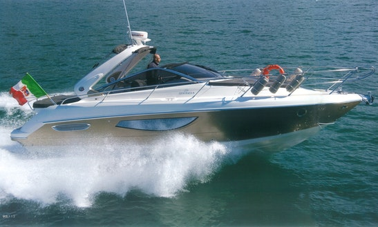 Endurance 33 Motor Yacht Rental In Formia, Southern Italy