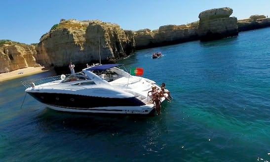 Motor Yacht Rental In Vilamoura