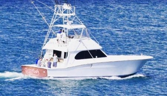 Enjoy Fishing In San Juan, Puerto Rico On Sport Fisherman