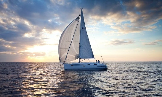 36ft Bavaria Cruiser Sailing Yacht Charter In Gdynia, Poland