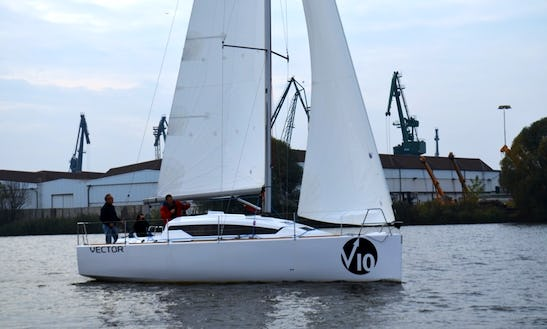 Charter The Vector 10 S Sailing Yacht In Gdynia, Poland