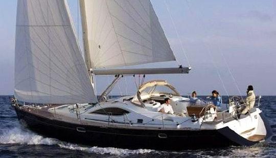 Sun Odyssey 49 Ds Sailing Yacht Charter In Gdynia, Poland