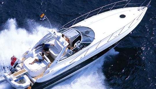 Charter The 44' Sunseeker Camarague Motor Yacht In Bar, Montenegro