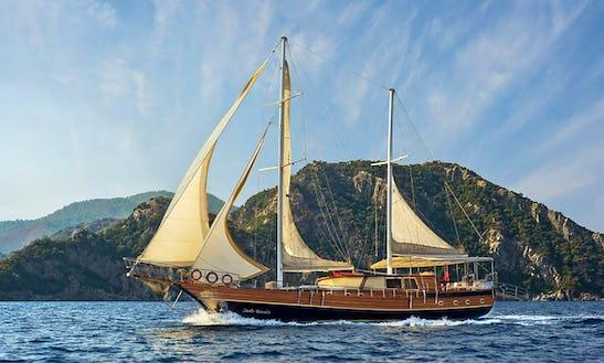 Charter 81' Sude Deniz Gulet In Herceg Novi, Montenegro