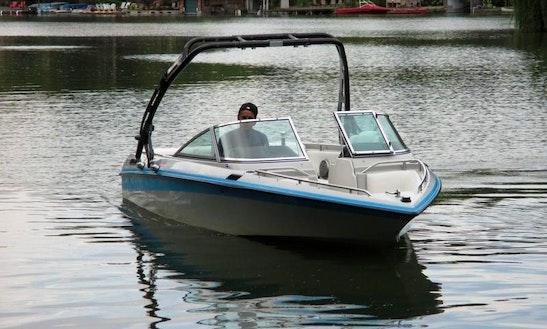 Ski Boat Rental In San Diego, California