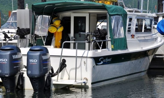 27ft Sea Sport Adventurer In Kitimat British, Columbia