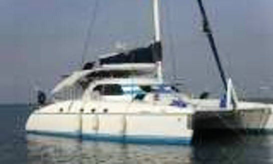 Beach Catamaran For Rent In Cartagena