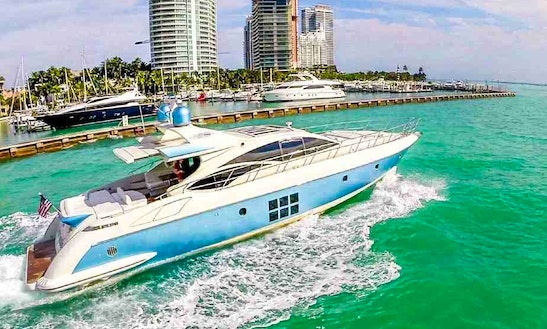 Azimut 68s Available For Charter New York, Long Island, And Northeast