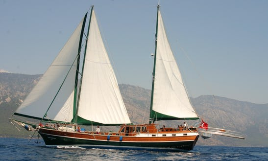 Charter 89' Gulet In Mugla, Turkey