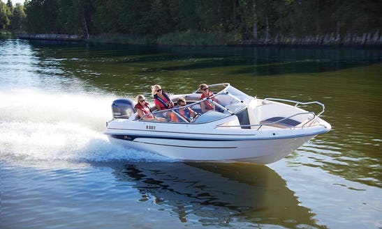 Rent This 20' Yamarin Bowrider In Kaarina, Finland