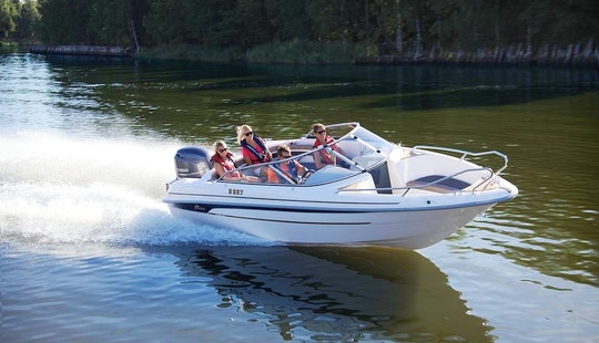 Rent This 20' Yamarin Bowrider In Kaarina, Finland
