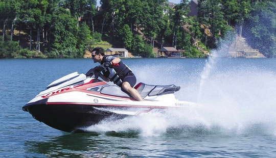 Ride The Waves And Enjoy The Views Of Kaarina, Finland On This Jet Ski