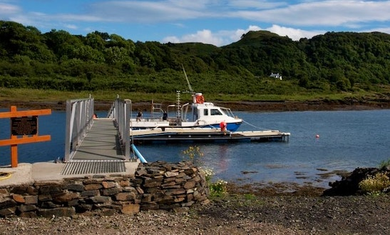 Captain Boat Charters In Clachan-seil
