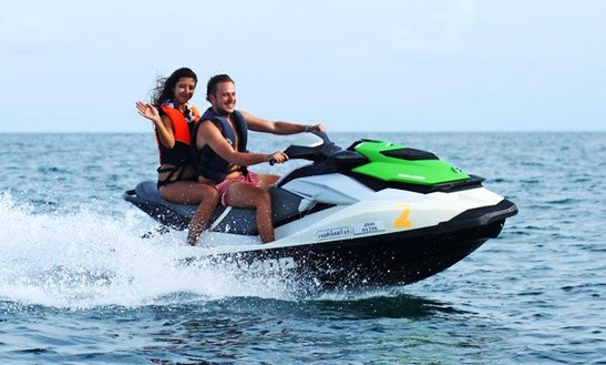 Rent A Jet Ski In Ko Samui,chang Wat Surat Thani