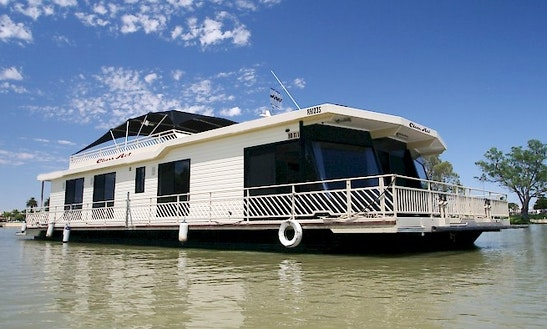 Charter Class Act Houseboat In Paringa, Australia