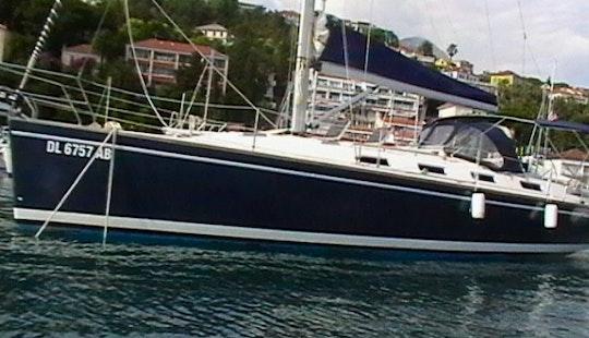 Y-40 Sailboat For Rent In  Montenegro