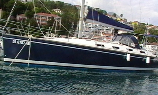 Y-40 Sailboat For Rent In  Montenegro