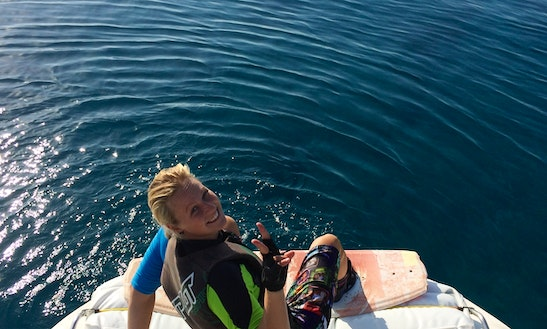 Wakeboarding In Protaras