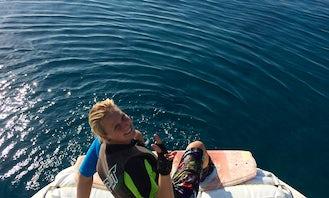 Wakeboarding in Protaras