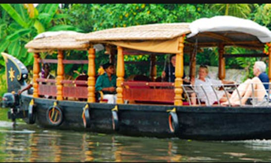 Rent A Houseboat And Enjoy Your Stay In Kerala, India