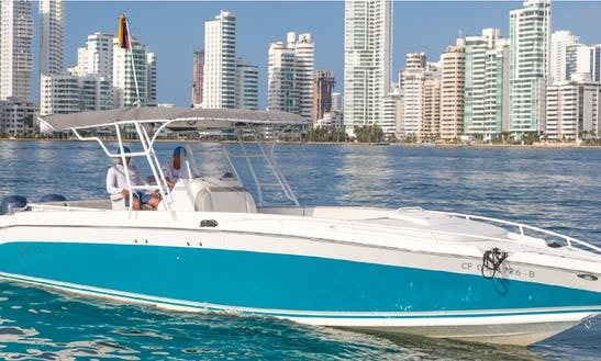Charter 33ft Fivres Luxury Center Console In Bolívar, Colombia