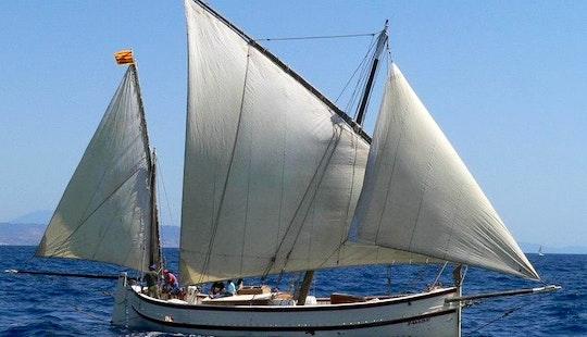 Schooner Rental In Cadaqués