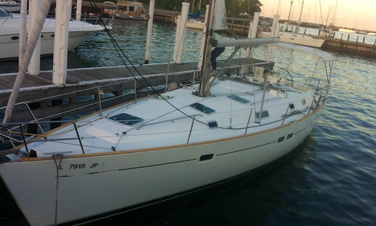 Charter Spectacular 42ft Beneteau - Weekday Specials!