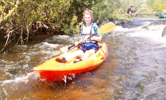 Enjoy Kayak Tours In County Dublin, Ireland