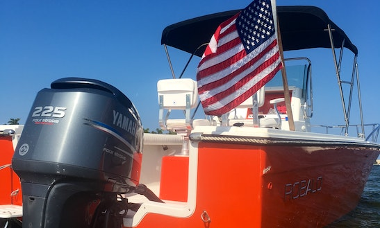 Center Console Rental In Lauderdale-by-the-sea