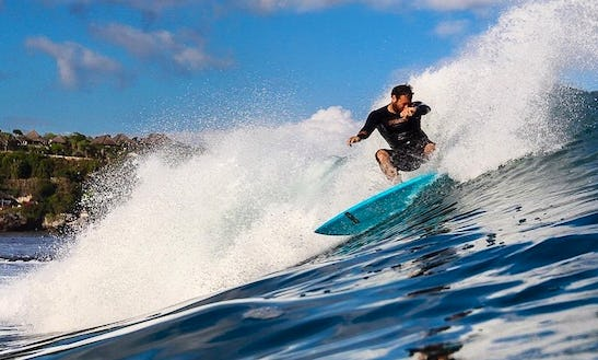 Enjoy Surf Lessons And Trips In Bali, Indonesia