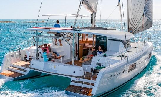 Lagoon 42 Catamaran In Newport Beach