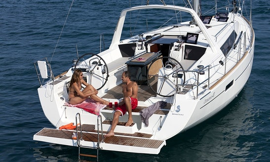 Beneteau 41 In Newport Beach
