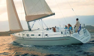 Bareboat Charter the Cyclades 43.4 Sailing Yacht in Trapani, Italy