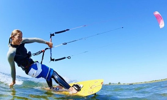 Enjoy Kitesurfing Lessons In Malindi, Kenya