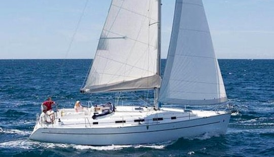 Bareboat Charter The Cyclades 39.3 Sailing Yacht In Trapani, Italy