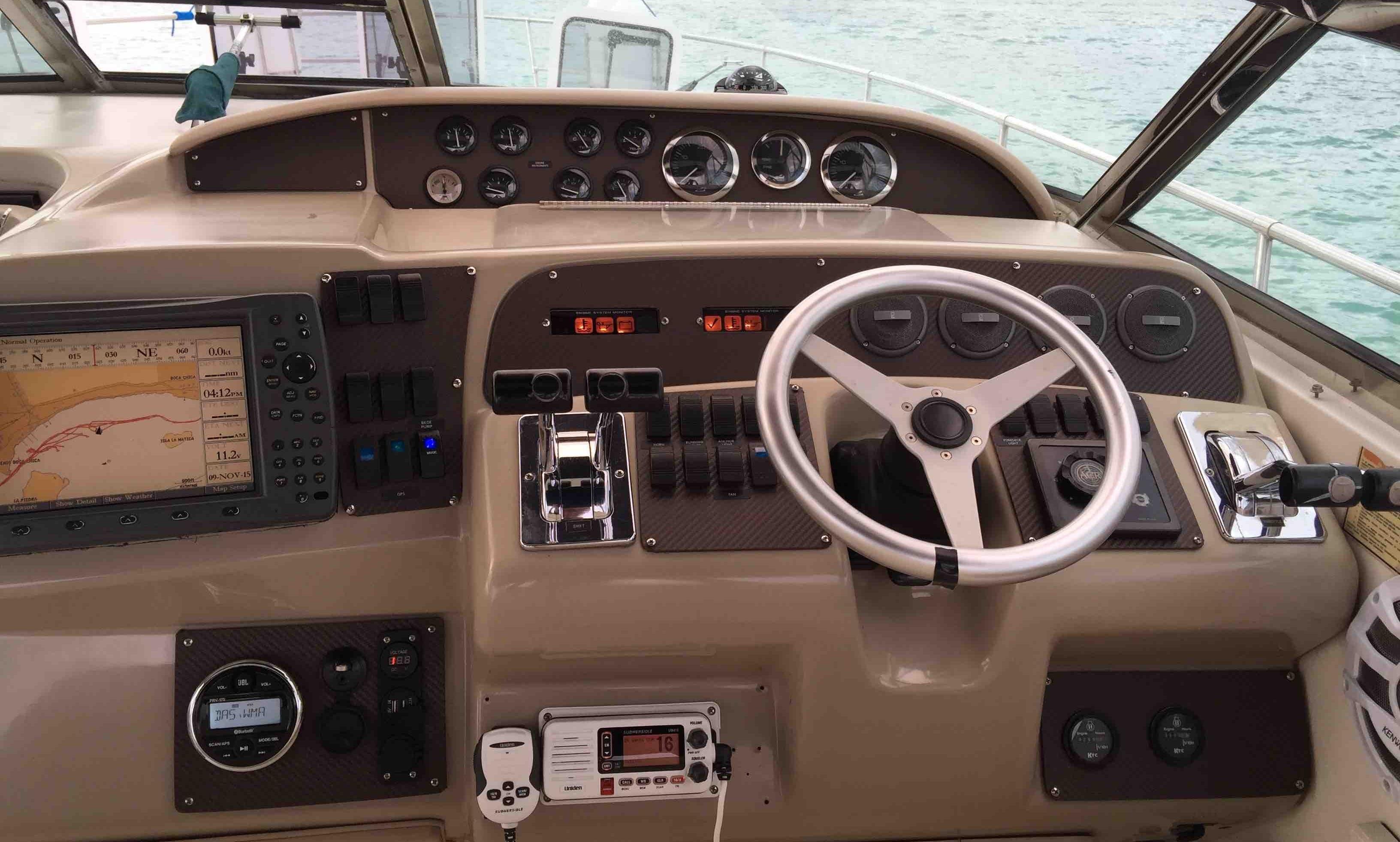 Crusier boat  for rent in Santo Domingo