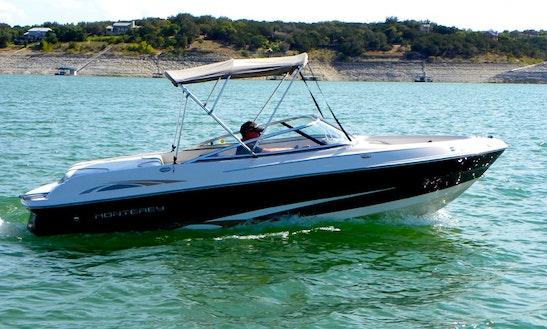Rent Deluxe Ski Boat In Austin, Texas