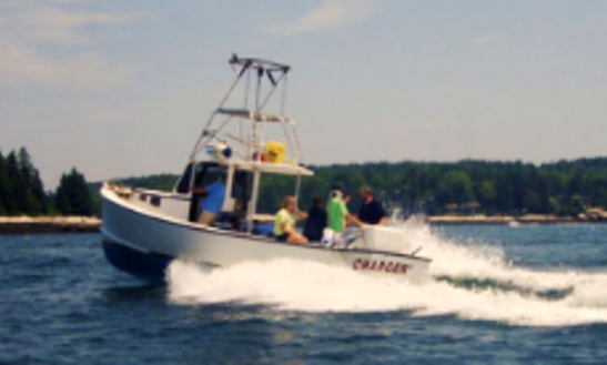 Enjoy Fishing In Boothbay Harbor, Maine With Captain George