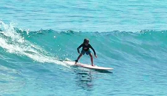 Enjoy Surf Lessons & Tours In Mengwi, Bali