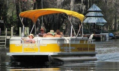 Hire a Pontoon in Wallis Lake, New South Wales