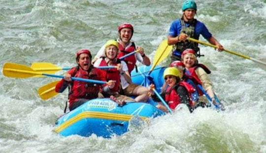 Exciting Rafting Trips With Breakfast And Lunch Included In Muğla, Turkey