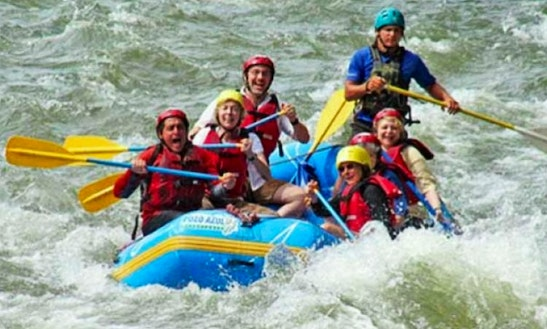 Enjoy Rafting Trips In Muğla, Turkey