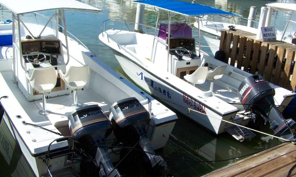 Boat Rentals In Fajardo