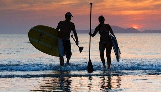 Stand Paddleboard Lesson/tour In Funchal, Madeira