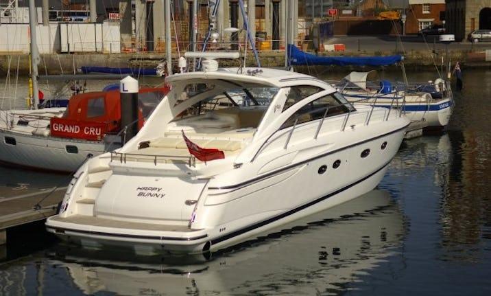 Princess V48 Motor Yacht Charter From Chatham, England