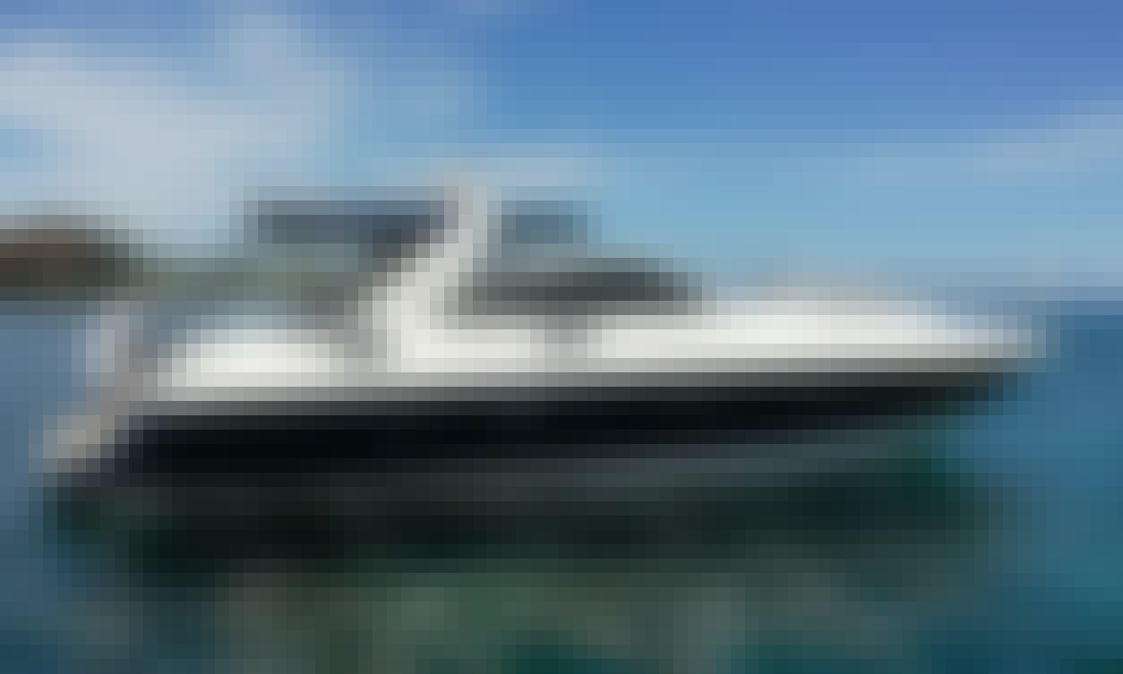 42ft Princess Motor Yacht Charter in Lapu-Lapu City, Philippines